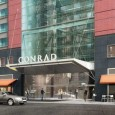 The 16-story all-suite Conrad New York is now open for guests looking for a place to stay on New York City's lower west side.  This new 5-star hotel is located...