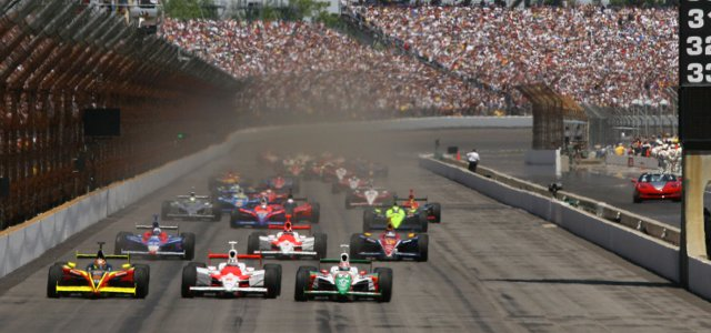 Big Month For Auto Racing Fans