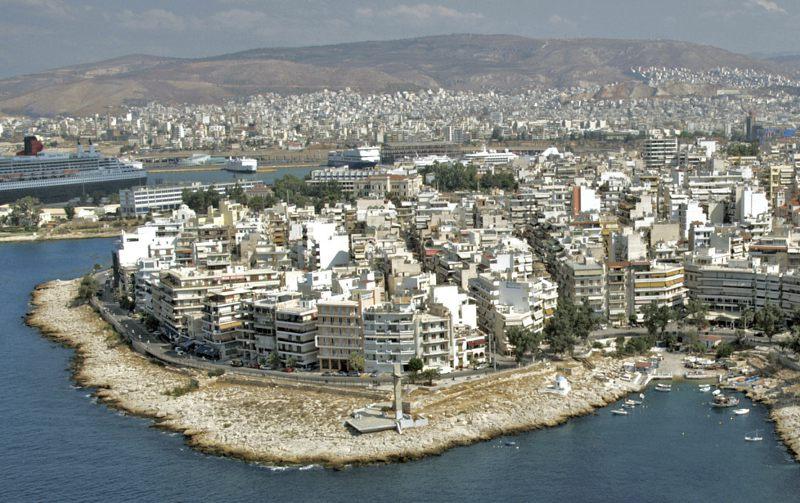 Cruise Port of the Week: Piraeus, Greece