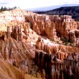 "Home of the red rock spires known as ""hoodoos"", Bryce Canyon National Park is a ""must see"" on any tour of the scenic southwestern United States"