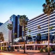 The Renaissance Hotel in Long Beach, California is looking better than ever thanks to a redesign of the hotel's 374 guest rooms.  The new design scheme was influenced by the nearby Pacific Ocean.