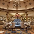 "The 591 guest rooms and suites at the 5-star Fairmont San Francisco have been given a $21 million facelift, a ""jewel box""-inspired look that fits quite well with the historic hotel's architecture."