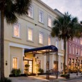The Vendue hotel has reopened near the waterfront in Charleston, South Carolina.  Now an art-filled boutique hotel, renovations include the addition of a new restaurant and coffee shop.