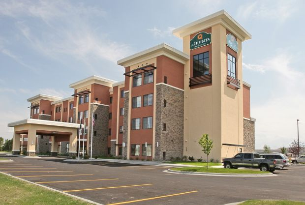 Exterior photo of La Quinta Inn & Suites in Billings, Montana