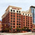 """The recently completed renovation of the Hampton Inn Baltimore Downtown Convention Center included redesign of all 126 rooms and the addition of the """"Perfect Mix"""" lobby design"""