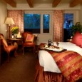 Updated guest rooms, corridors and lobby completes an extended renovation of one of Vail's first hotels