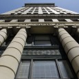 The art deco Hill Building in downtown Durham has been converted into the newest 21C Museum Hotel