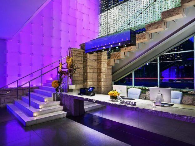 Featured hotel in Dallas: W Dallas Victory