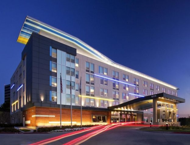 Aloft Las Colinas in Irving, Texas