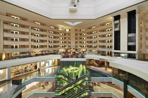 Embassy Suites DC Chevy Chase Pavilion