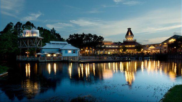 Disney Port Orleans hotel
