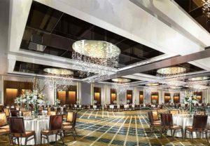 Marriott Marquis Houston ballroom