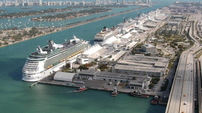 Top Hotels Between Miami Cruise Terminal And International Airport
