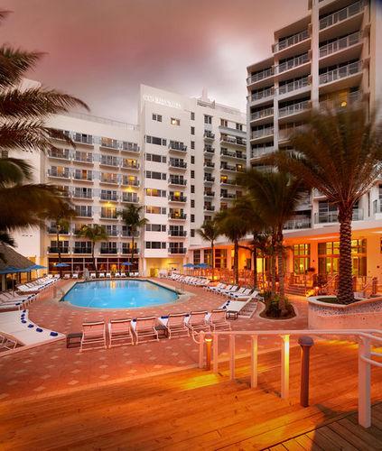Photo of Courtyard Miami Beach Oceanfront