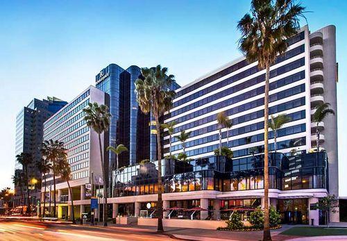 Exterior photo of Renaissance Long Beach Hotel