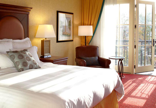 Photo of guest room at Renaissance Birmingham Ross Bridge Golf Resort and Spa