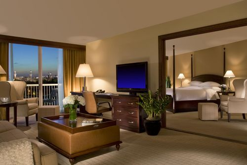 Photo of suite at Sheraton Tampa Riverwalk