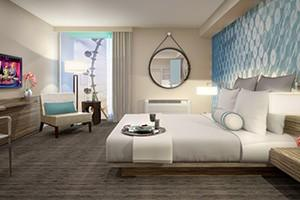 Photo of suite at The LINQ Hotel and Casino in Las Vegas