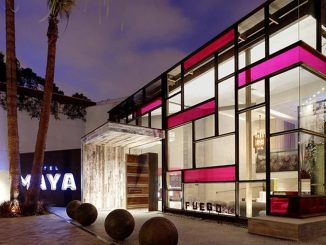 Hotel Maya in Long Beach, California