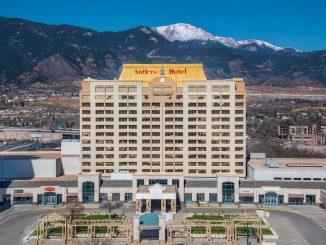 Antlers Hotel in Colorado Springs