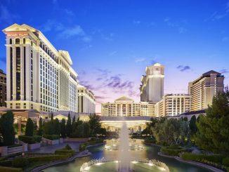 Exterior view of Caesars Palace Resort and Casino