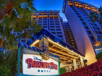 Disney's Paradise Pier Hotel at Disneyland