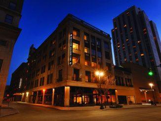 Street view of Hilton Garden Inn Rochester Downtown