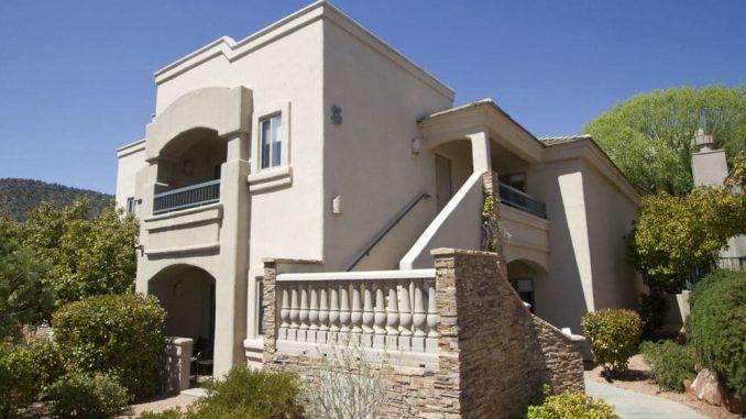 Villa at Ridge on Sedona Golf Resort